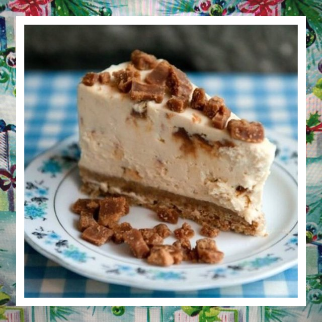 Christmas Cheesecake.Have You Ordered Your Christmas Scottish Tablet Cheesecake
